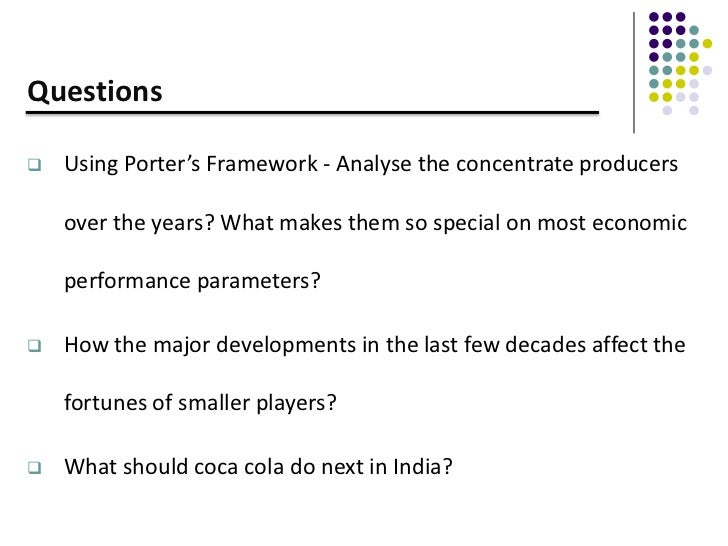 coke vs pepsi an economic analysis essay Essay pepsi vs coca-cola financial analysis and 90,000+ more term papers written by professionals and your peers.