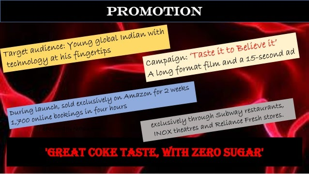 coca cola brand extension It is a sugar and calorie free soft drink that was developed in the united states in 1982, and was the first brand extension of coca-cola it was launched as a respond to the diet pepsi that was launched in 1964 and was acquiring great relevance in the market.