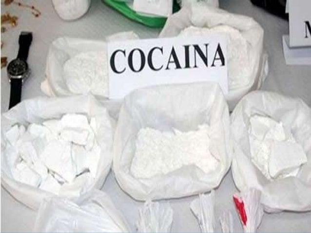 La cocaína es una droga poderosa que estimula el cerebro. Se vende en las calles en forma de polvo blanco y fino.