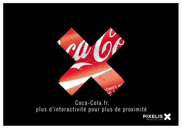 2  Coca-‐Cola.fr,  plus  d'interac5vité  pour  plus  de  proximité