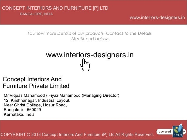 Dahlia furniture private limited essay