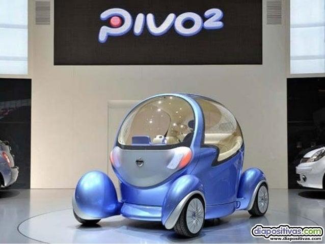 El Biomobile usará la contaminación como combustible (toyota)