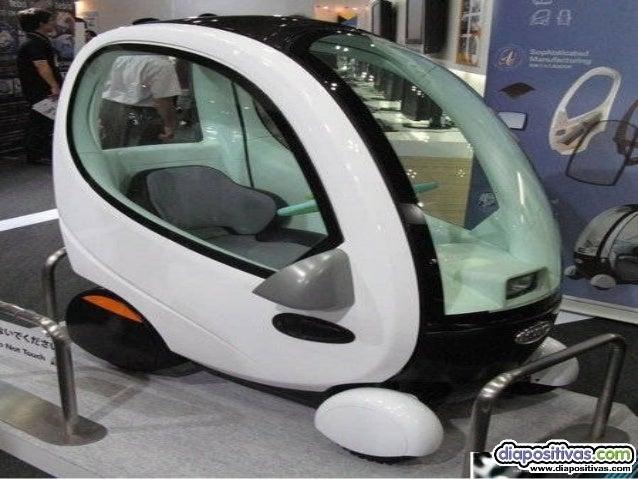 • El OneOne de Nissan se moverá como si patinara, empujando alternadamente cada una de sus llantas traseras.