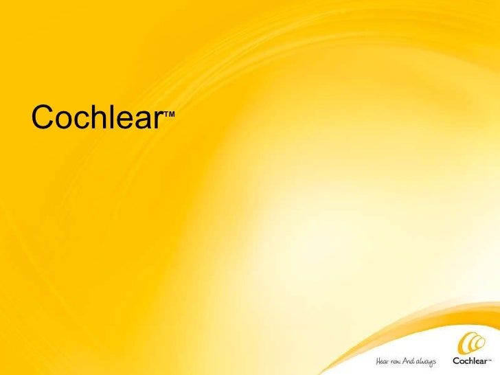 Cochlear TM