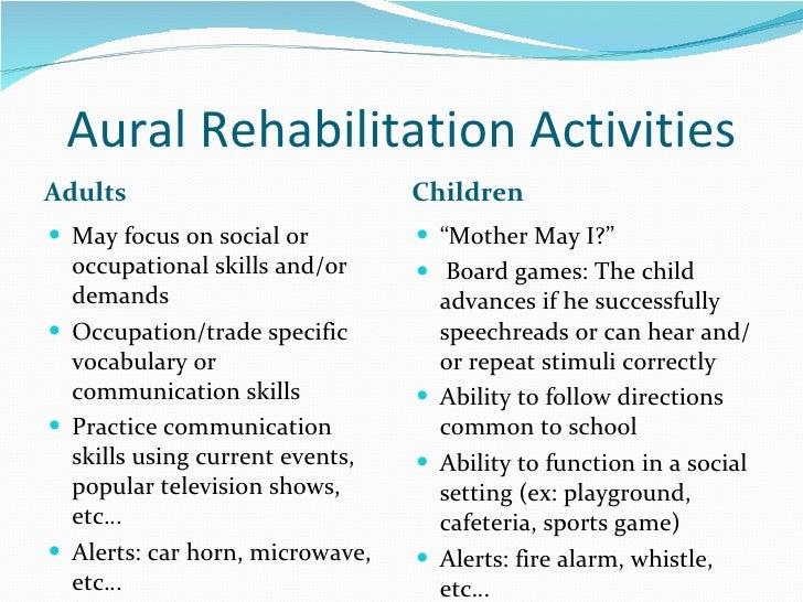 Adult aural rehabiitation pics 158