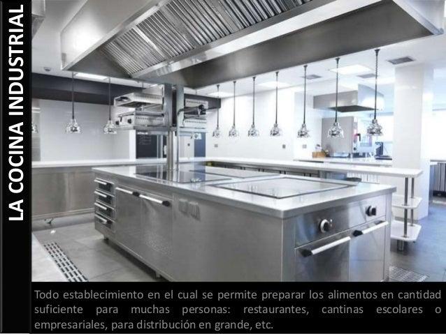 Cocina for Distribucion de cocinas industriales