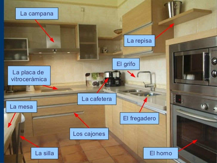 La cocina 2 parte for La salvia en la cocina