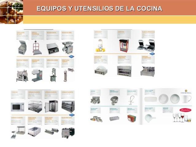 La cocina proyecto sena for Areas de la cocina y sus funciones