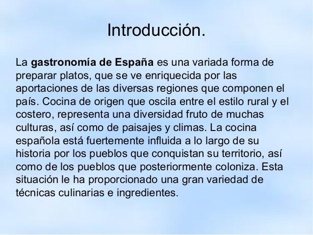 Cocina con soto for Introduccion a la gastronomia pdf