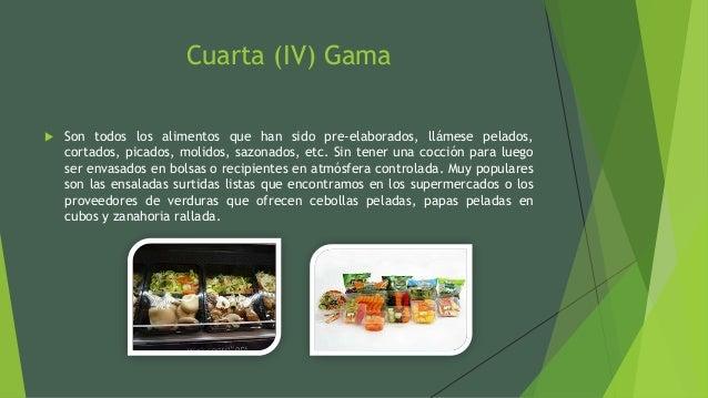Cocina de ensamble - Cocina quinta gama ...