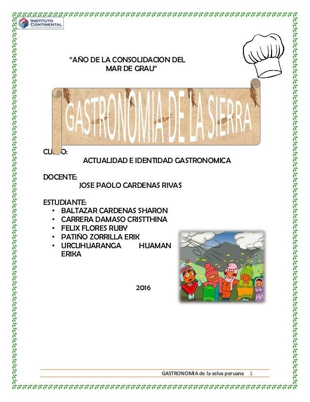 Cocina de la sierra peruana pdf for Pdf de cocina