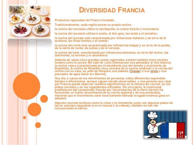 Cocina francesa for Introduccion a la cocina francesa