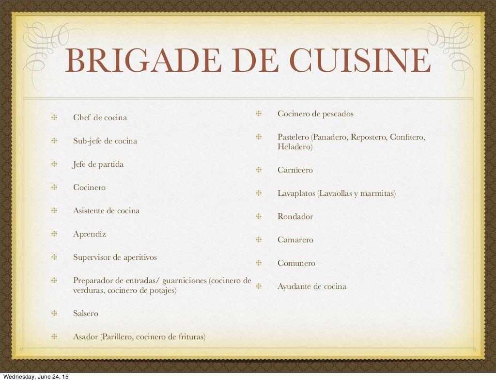 Cocina francesa for Caracteristicas de la gastronomia francesa
