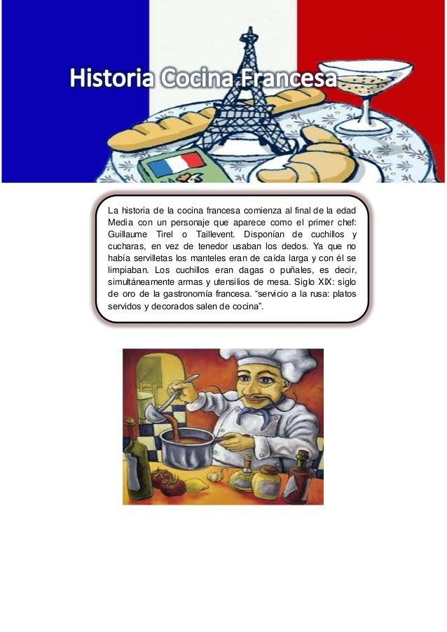 gastronom a francia