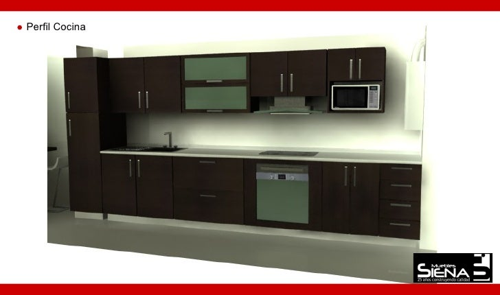 Dise o mueble cocina 2 for Muebles de cocina para montar