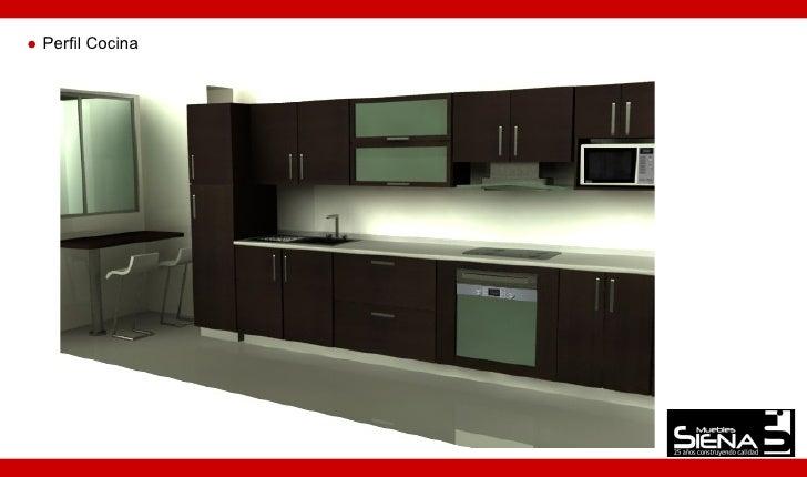 Diseño Mueble Cocina 2