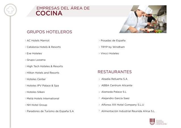Empresas colaboradoras cocina - Empresas colaboradoras ...