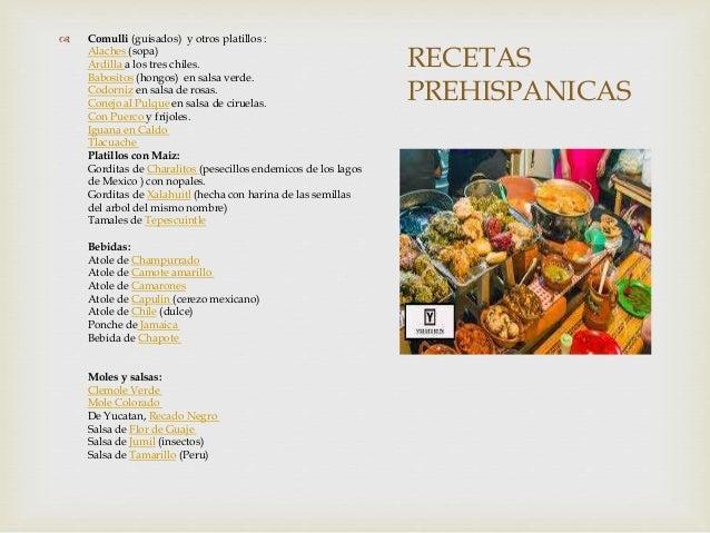 Image Result For Receta De Cocina Prehispanica Ingre Nte Principal Maiz