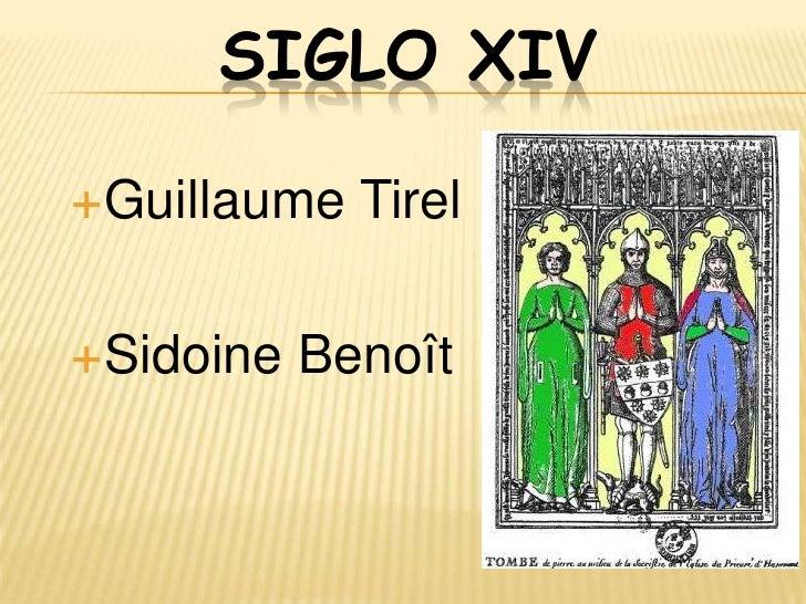 SIGLO XVMaestro   Martino