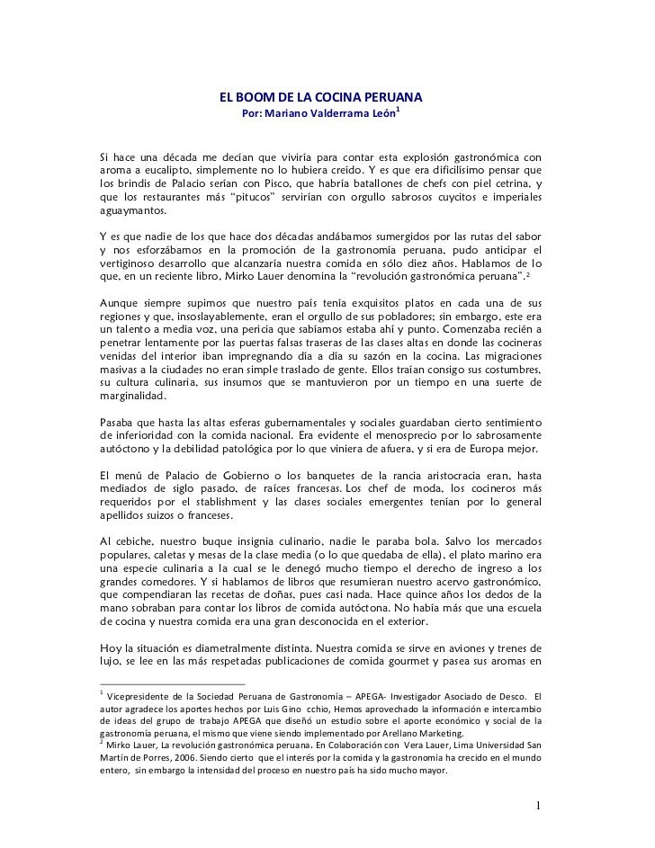 ELBOOMDELACOCINAPERUANA                                     Por:MarianoValderrama...