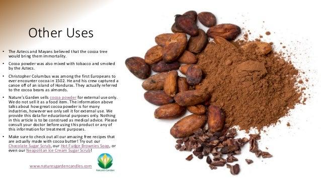 Cocoa Powder Class