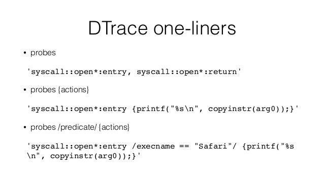 Java SIGQUIT output from DTrace
