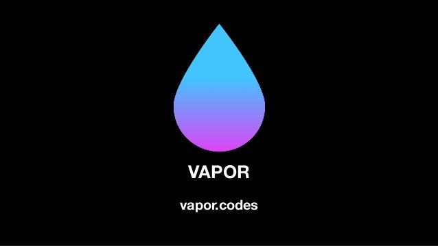 VAPOR vapor.codes