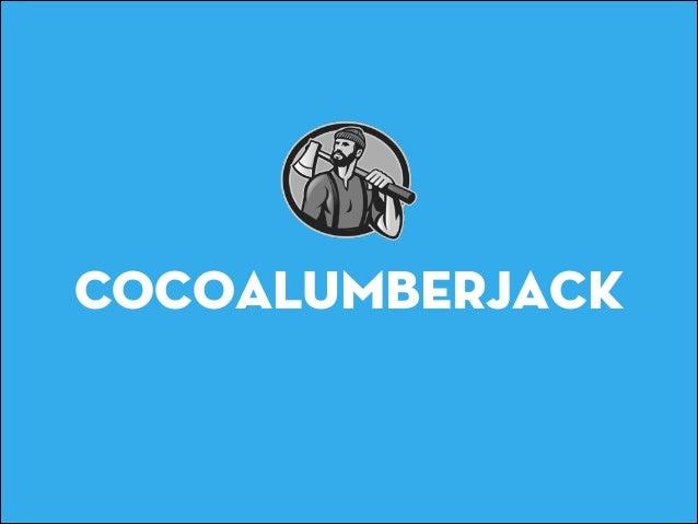 CocoaLumberjack