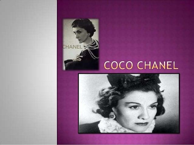 Gabrielle Channeldite 'CocoChannel' est néele 19 Août en1883 à Saumur etelle mortée le 10Janvier en 1971 àParis.