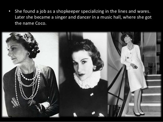 Coco Chanel Fashion