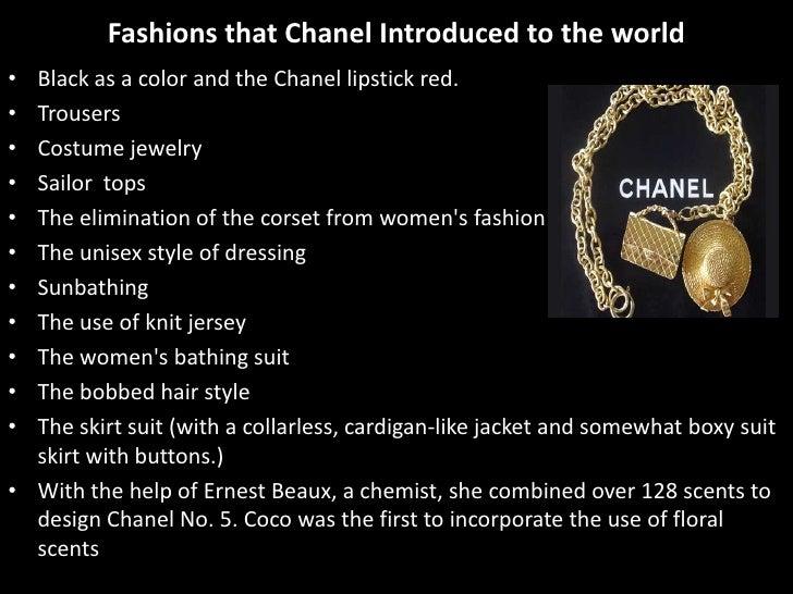 Fashion Brand Presentation