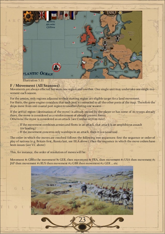 Colonial Conquest - Rulebook