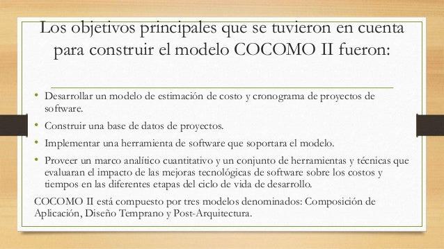 Cocomo II Slide 3