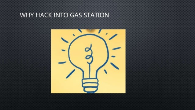 Hacking into gas stations : Cocon security conference