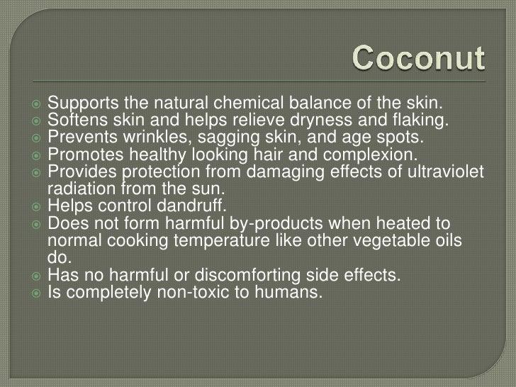 Coconut In Modern Medicine Myeshi Briley Hs Bcp