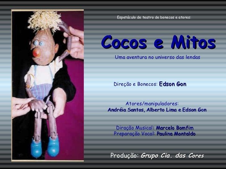 Cocos e mitos