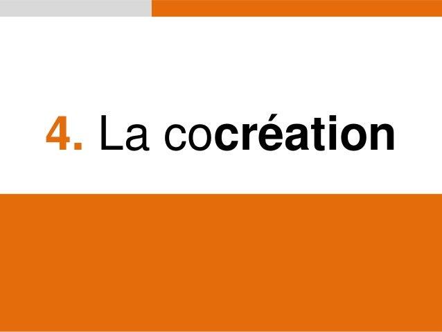 4. La cocréation  www.bebooda.org