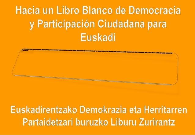 Participación Ciudadana: tan difícil, tan imprescindible Joaquim Brugué i Torruella, Dtor en Ciencia Política por la UAB E...