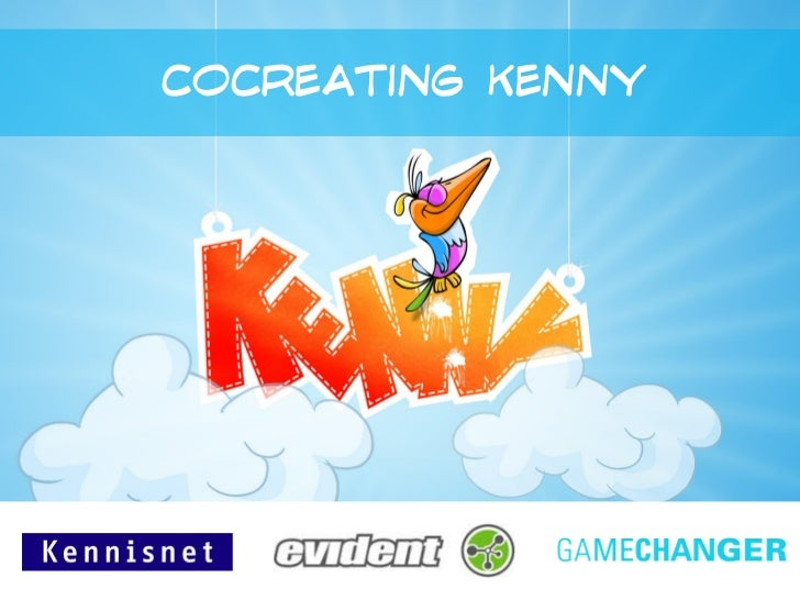 cocreating kenny