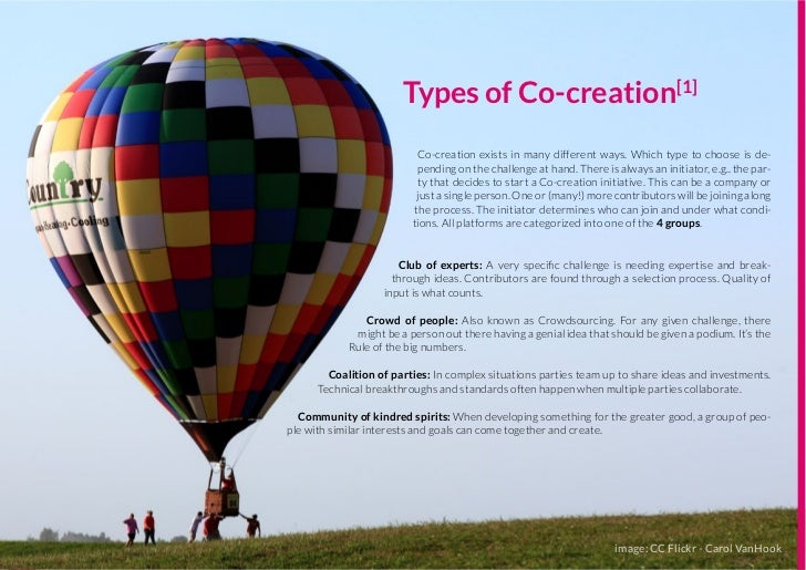 5 Guiding Principles[2]     a people's business. Successful Co-creation initiatives all share 5 common     rules:     Insp...