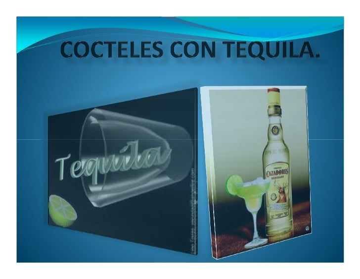 Tequila Sunrise: Ingredientes:    Un vaso jaibolero    3 hielos en cubo picados    6 onzas de jugo de naranja    1 pieza d...
