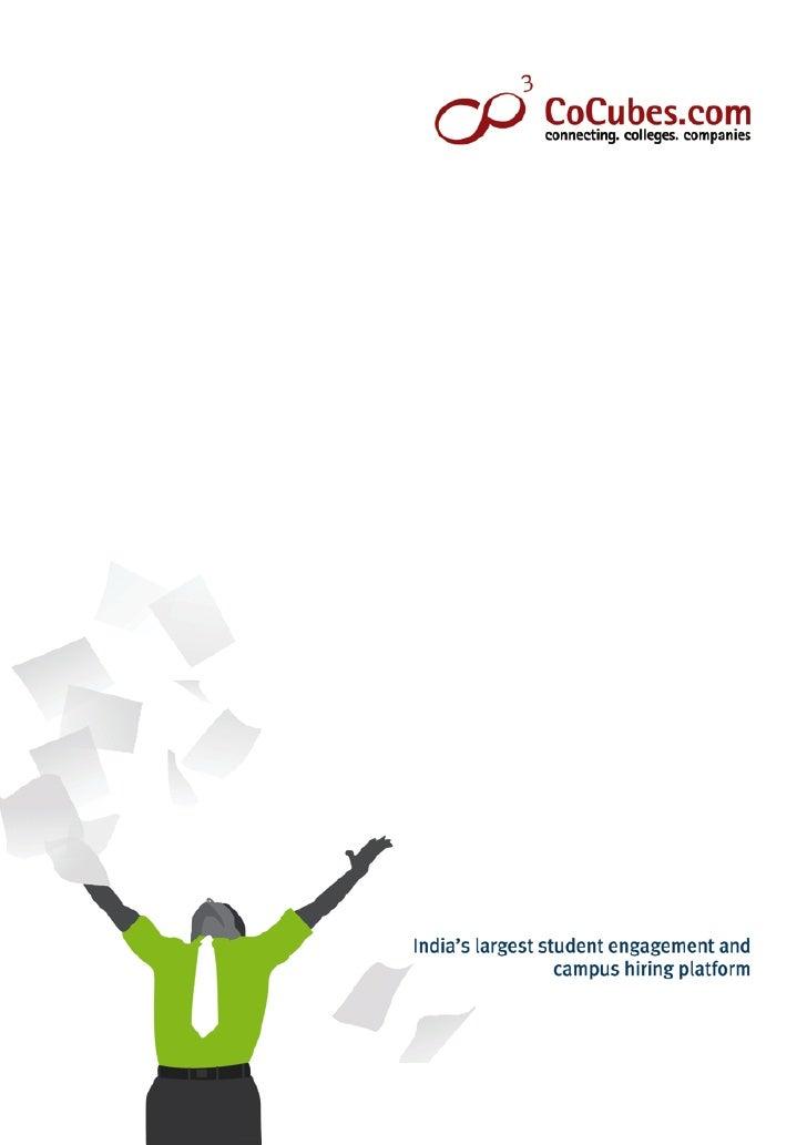 Co cubes.com corporate brochure