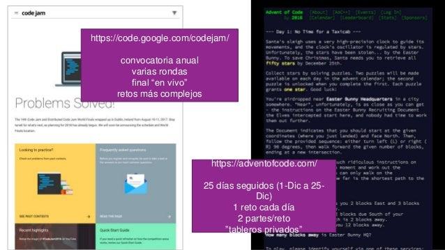 Retos de Programación en Python Slide 2