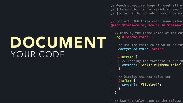 YOUR CODE DOCUMENT