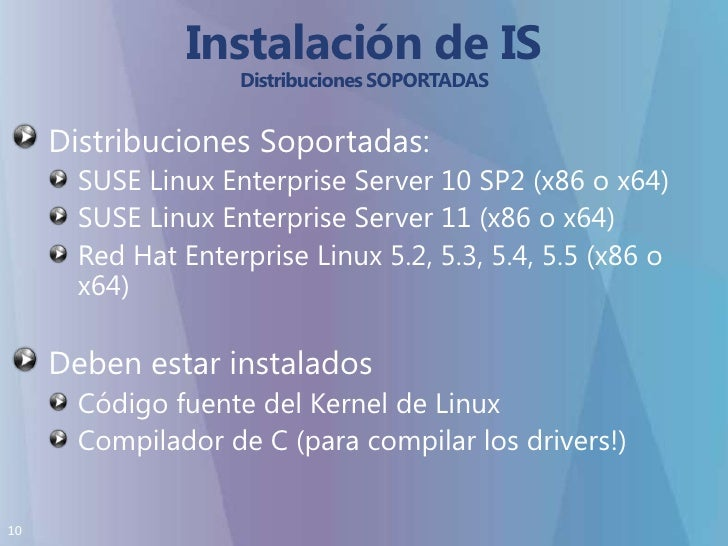 Code Camp 2010 Hyper V R2 Y Linux