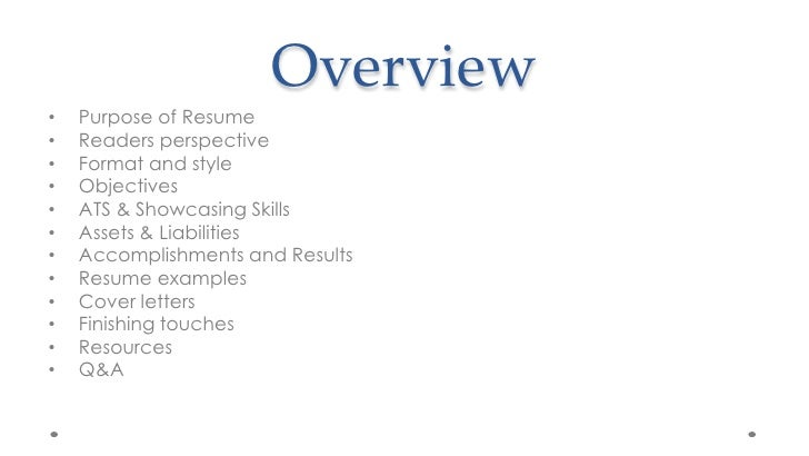 powerful resume cover letter writing