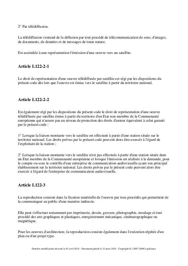 code du travail l122-8
