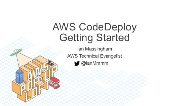 AWS CodeDeploy Getting Started