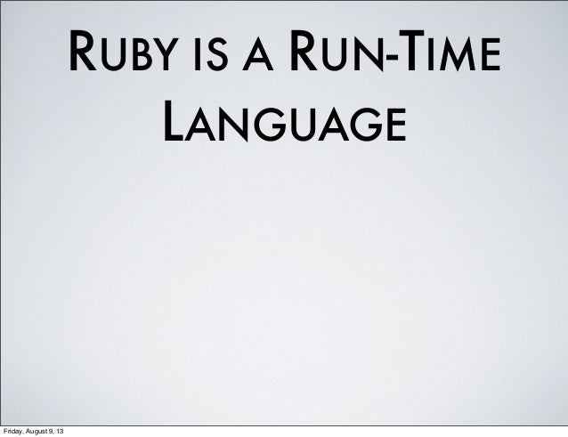 Code Diving In Ruby And Rails