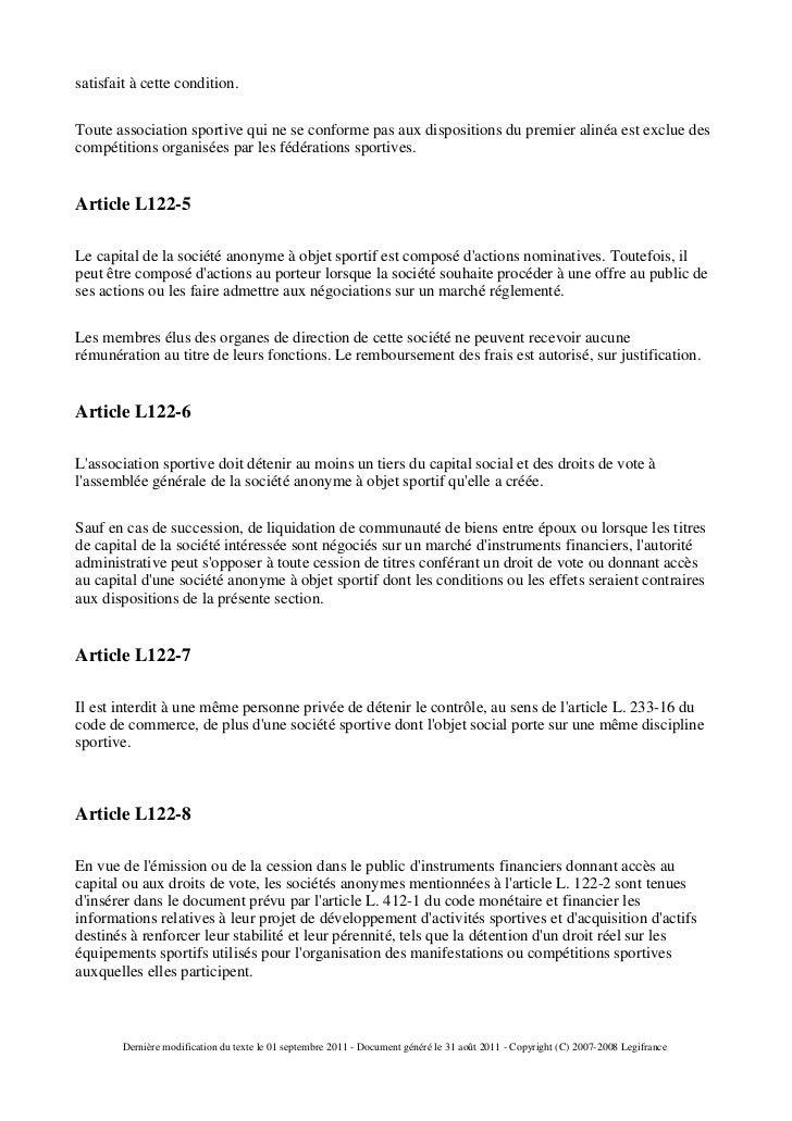 code du travail l122-5
